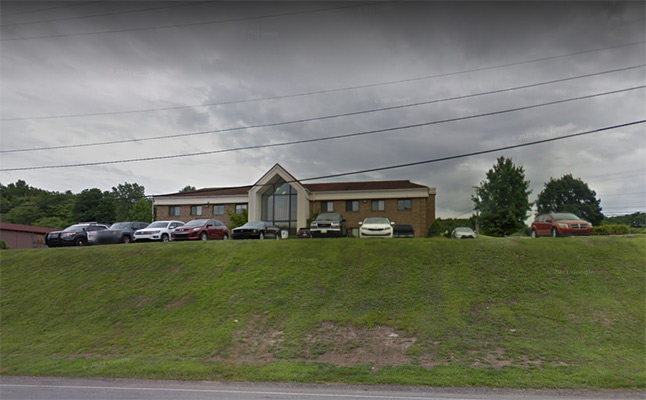 Chiropractic Irwin PA Street View Of Office