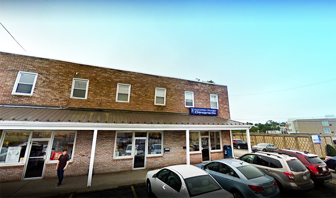 Chiropractic Monroeville PA Street View Of Office
