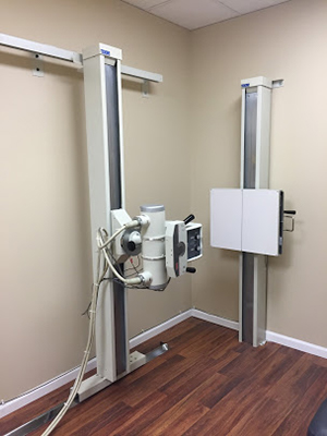 Chiropractic Monroeville PA X-Ray Room