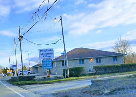 Chiropractic North Huntingdon PA Street View Of Office
