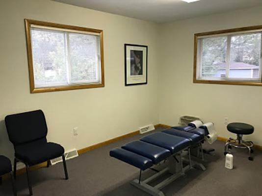 Chiropractic North Huntingdon PA Treatment Room